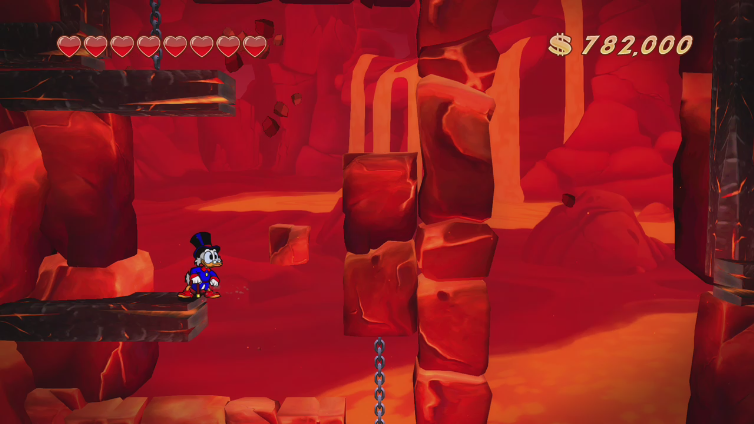 DuckTales Remastered (Arcade)