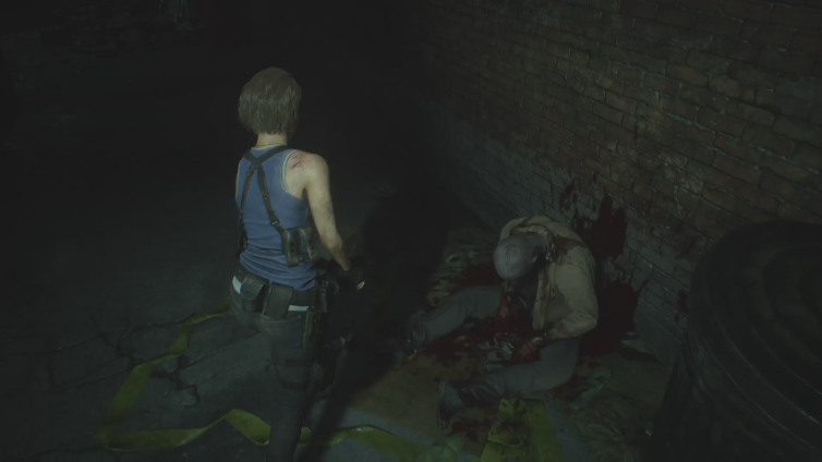 Resident Evil 3: Raccoon City Demo