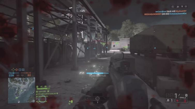 CruelCanadaJoe playing Battlefield 4