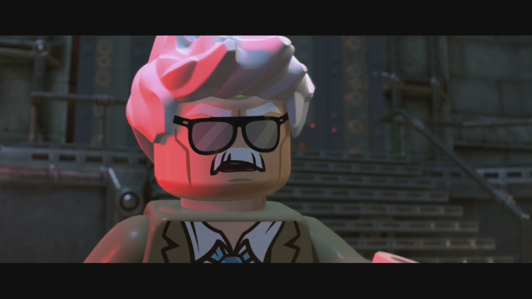 Bard of Snow playing LEGO DC Super-Villains
