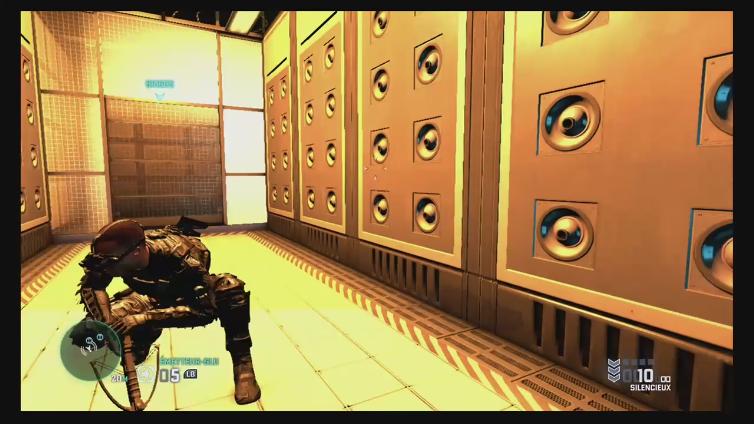 Morikeo playing Tom Clancy's Splinter Cell Blacklist