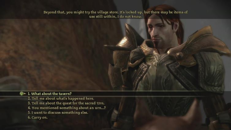 Mich6478 playing Dragon Age: Origins